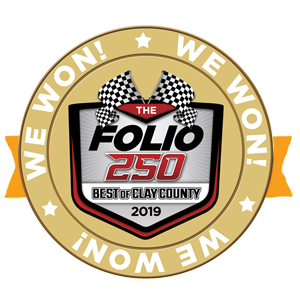 best of clay county folio winner